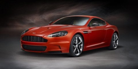 Aston Martin DBS Carbon Edition unveiled at Frankfurt Motor Show
