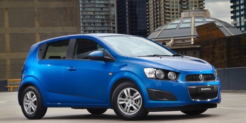 2011 Holden Barina Review
