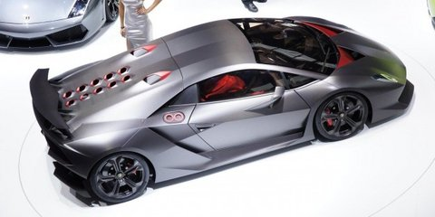 Lamborghini Sesto Elemento production confirmed at Frankfurt Motor Show