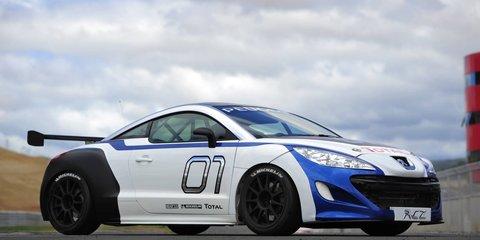 RCZ Peugeot Sport unveiled