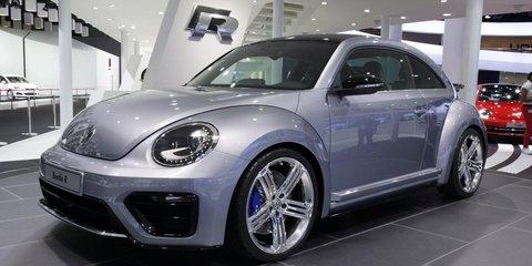 Volkswagen Beetle R at Frankfurt Motor Show