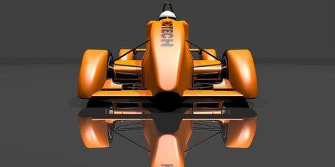 FondTech E-11 EV racer as quick as a Formula 3 car