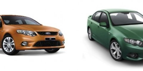 Ford Falcon FG MkII: First images and details