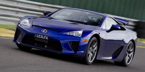 Lexus LFA Review