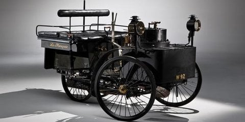 World's oldest working car sells for $4.6M at auction