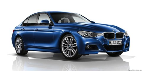 2012 BMW 3 Series M Sport package revealed