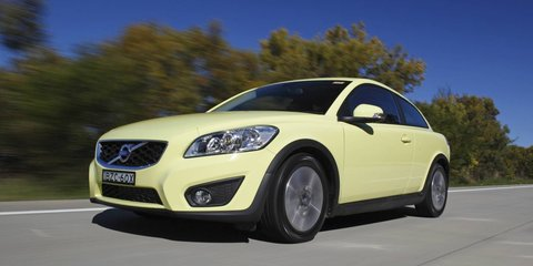 2012 Volvo C30 update on sale in Australia