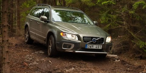 2012 Volvo XC70 update on sale in Australia