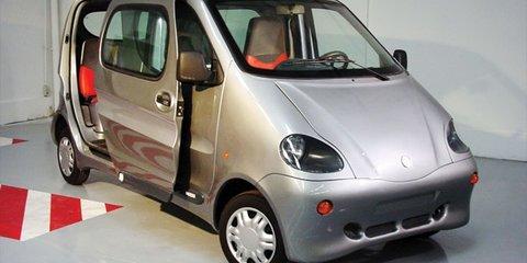 Tata Motors Mini CAT Air Car to debut in 2012