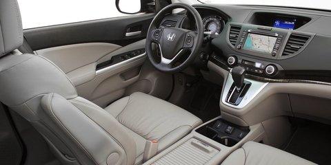 2012 Honda CR-V revealed at Los Angeles Auto Show