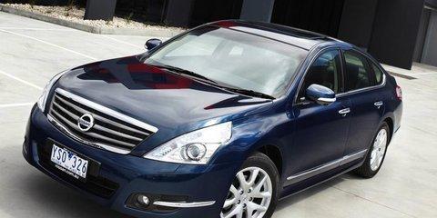 2012 Nissan Maxima update on sale in Australia