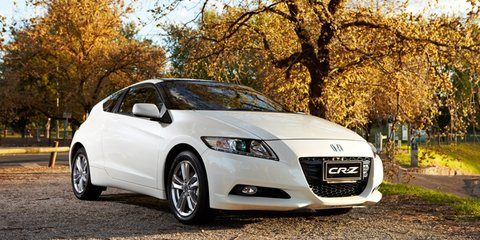 Honda CR-Z Review