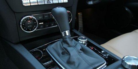 Mercedes-Benz C63 AMG Review