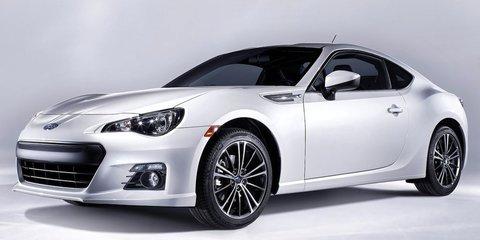 "Subaru BRZ revealed: part two of the ""Toyobaru"""