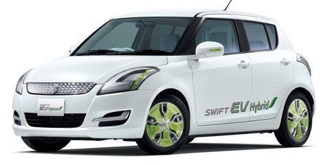 Suzuki Swift EV, Regina and Q-concept revealed ahead of Tokyo debut