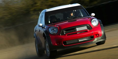 MINI to produce WRC car for the road?