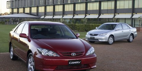 2004-2005 Toyota Avalon, Camry V6, Kluger, Lexus ES 300, RX 330 recalled in Australia: 24,222 vehicles affected