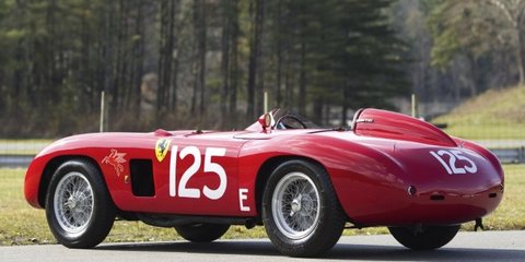 1956 Ferrari 500 Testa Rossa to fetch over $2M at auction