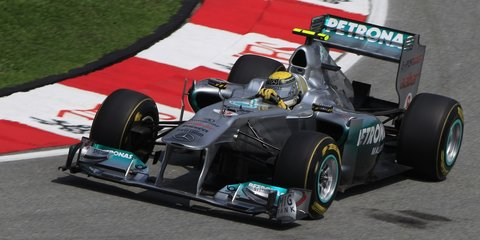 F1 technology for AMG road cars following team rebranding