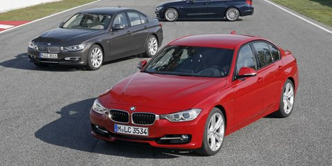 2012 BMW 3 Series: Australian prices revealed