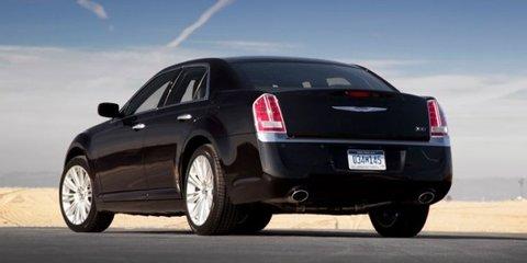 Chrysler: New Cars 2012