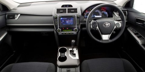 2012 Toyota Camry prices and specifications