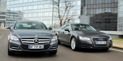 Audi to overtake Mercedes-Benz to become no.2 premium brand