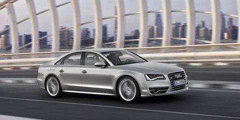 Audi: New Cars 2012