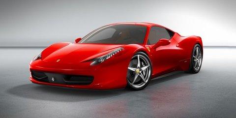 Ferrari chief in race for Italian presidency