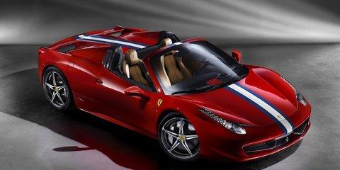 Ferrari Tailor Made program