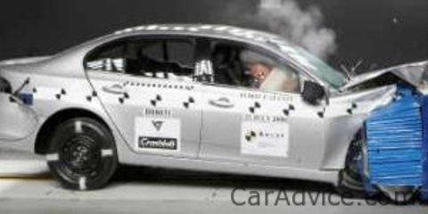 Mazda BT-50, Ford FG MkII Falcon, Kia Optima, Rio get five-star ANCAP rating