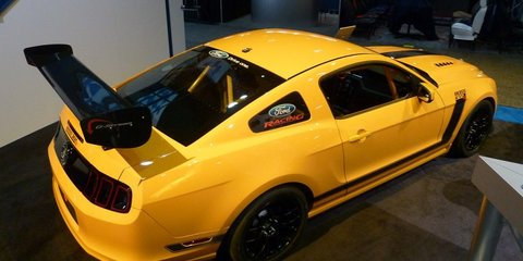 Ford Mustang Boss 302SX lightweight concept unveiled