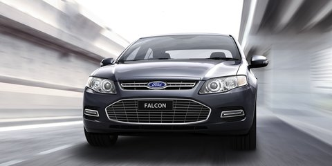 2012 Ford Falcon aims to stop the sales spiral