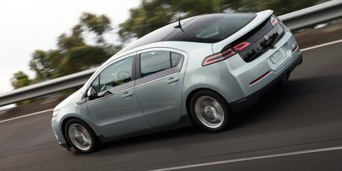 General Motors to build 60,000 Volts in 2012