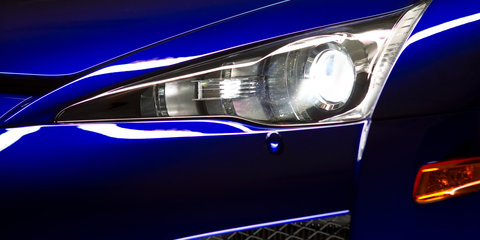 Toyota advanced headlight system aims to save lives