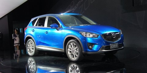 Mazda CX-5 to kill off CX-7