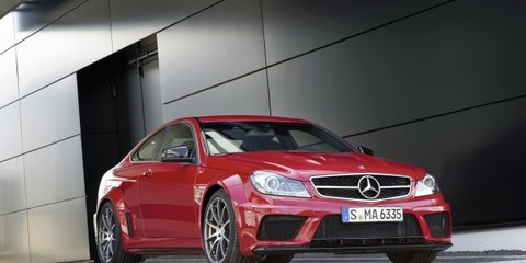 Mercedes-Benz C63 AMG Black Series: fastest C-Class sold out