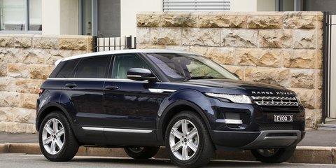 Range Rover 'Grand Evoque' planned: report
