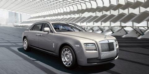 2012 Rolls-Royce Ghost EWB to arrive in March