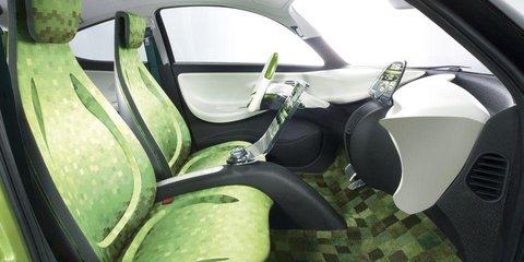 Suzuki Regina concept to preview upcoming global model