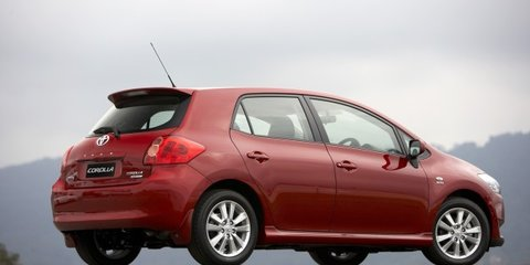 Toyota Corolla to get BMW diesel power: report