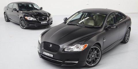 Jaguar: New Cars 2012