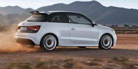 Audi A1 quattro: 333 for production, none for Australia
