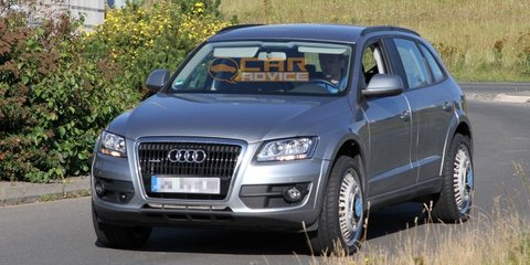 Audi confirms crossover coupe to rival BMW X6