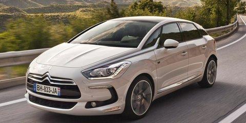 Citroen: New Cars 2012
