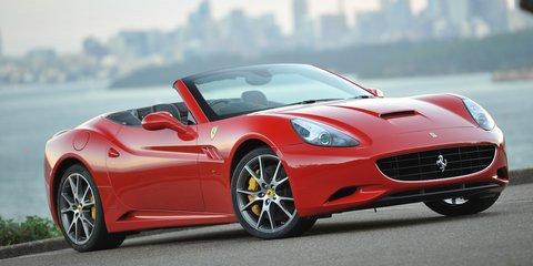 Ferrari: New Cars 2012