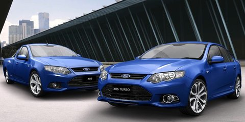 Ford: New Cars 2012