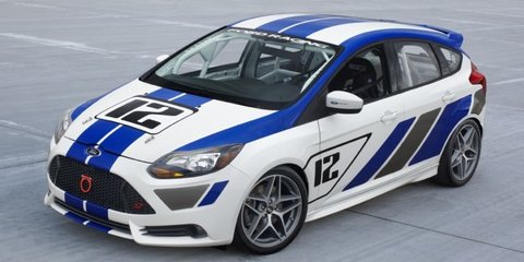 Ford Focus ST-R race car: Yours for $100,000