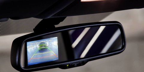 RACV 2011 Reversing Visibility Index slams cars without cameras