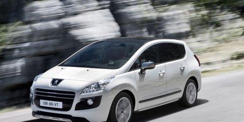 Peugeot: New Cars 2012